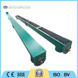 Transporte de parafuso do aço de carbono da calha com aplicação larga