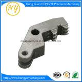 Часть китайской точности CNC изготовления подвергая механической обработке для плоских промышленных частей