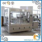 Línea de relleno del agua del gas/agua carbónica que hace la máquina