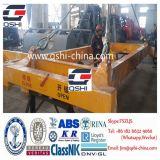 Exécution manuelle de levage de faisceau de type d'écarteur neuf de conteneur