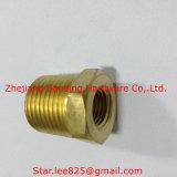 Ajustage de précision sanitaire en laiton/ajustage de précision de pipe acier inoxydable