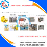 Cassava / Potato / Banana / Plantain Chips Making Line / Plantain Chips Processing Machine