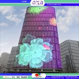 O edifício P16 superior Waterproof o indicador do quadro de avisos do diodo emissor de luz para anunciar
