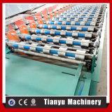 Moteur hydraulique pilotant le roulis en acier de couleur de tuile de toit en métal formant la machine