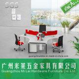 オフィス用家具(ML-02-120DS)のための好ましい価格のステンレス鋼表の足