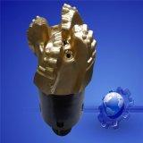 Morceau de PDC pour le morceau de foret du morceau PDC du puits Drilling/PDC de gaz de pétrole/le morceau corps PDC de matrice