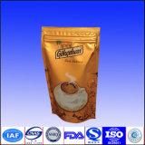 アルミホイルの食品包装袋(l)