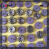 Le diamant abrasif de meulage de garniture usine le grattoir de diamant pour l'étage