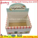 Изготовленный на заказ поднос индикации коробки индикации печатание PDQ/бумаги шипучки