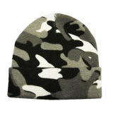 Славным шлем и шарф связанные цветом (JRK215)