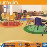 Azulejo de suelo del vinilo, diseño y color, azulejo de suelo del rodillo del PVC