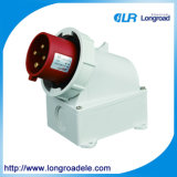 IP67 4pin 32A/63A Mennekes industrielle elektrische Kontaktbuchse/Stecker