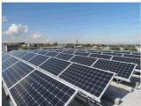 Панель солнечных батарей с панелью солнечных батарей 320W рамки алюминиевого сплава Mono