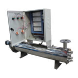 50t/Hアクアリウムのための自動自浄式紫外線水滅菌装置の浄化