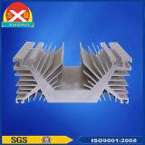 Les machines de soudure/doucement pouvoir d'hors-d'oeuvres ont expulsé le radiateur en aluminium