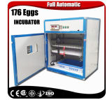 Vollautomatischer kleiner Huhn-Vogel-Ei-Multifunktionsinkubator für Verkauf
