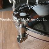 Barreiras de manobra de pressão redonda de aço inoxidável