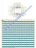 Sello mecánico SA de Fluliten es ampliamente utilizado en bombas y el funcionamiento de la maquinaria en la presión inferior