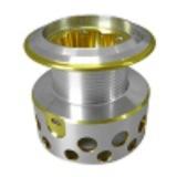 Aluminiumbüstenhalter-Metalteile bearbeiteten Maschinen-die kundenspezifische Präzisions-Reserve-Autoteil CNC maschinelle Bearbeitung maschinell