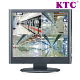 19 de Monitor van kabeltelevisie van de duim voor Veiligheidssysteem