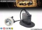 Anti-Explosive связыванный Headlamp подземной горнорабочей безопасности IP68 с CREE СИД