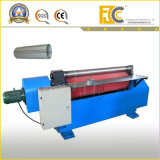 Plc-hydraulische Stahlplatten-Walzen-Maschine mit Touch Screen