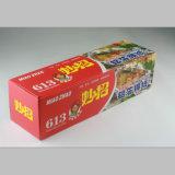 음식 급료 알루미늄 호일 부엌 사용 짜개진 조각 종이