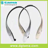 Auriculares estereofónicos do Neckband ultra sem fio novo de Bluetooth do tom Hbs-800 com caixa
