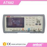 Verificador da resistência de isolação com comparador e temporizador (AT683)