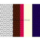 100%Polyester la rétro cellule Pigment&Disperse a estampé le tissu pour le jeu de literie