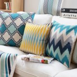 Cuscini decorativi poco costosi stampati tela del cotone per la decorazione della base
