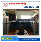 Baja estatua de piedra del CNC 4D del costo Jcs1020hl que talla precio de la maquinaria