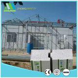 Panneaux de mur isolés préfabriqués préfabriqués par coût bas de sandwich à la colle du toit ENV de cloison de séparation de Chambre