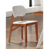 喫茶店(HW-007C)のための現代木の食事の椅子