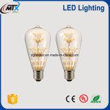MTXの装飾的な球根ストリングLEDはcandelabra基礎LEDの豪華な電球デザイナー電球をつける