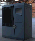 Grande stampa industriale 3D di alta precisione SLA della fabbrica