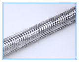 Boyau flexible tressé d'acier inoxydable