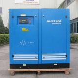 Compresor de aire industrial del tornillo del inversor lubrificado por aceite de la frecuencia (KC45-08INV)
