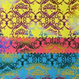2017 het Kleurrijke Afgedrukte Canvas van de Manier voor Zakken (HLF198)