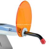 Tipo LED dental de la pulsación de corriente. D LED que cura la luz