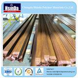 Revestimento de alumínio do pó do pó de madeira de transferência do efeito da grão