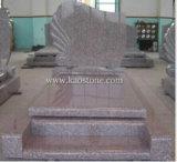 De Prijs van de Grafsteen en van het Monument van het Graniet van de Grafsteen van de begraafplaats