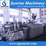 200-400mm Plastik-Belüftung-Wasser-Rohr-Strangpresßling, der Maschine herstellt