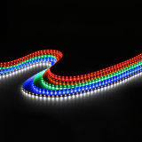 Luz de tira del CRI 80 3000k LED de SMD2835 los 60LEDs/M el 14.4W/M