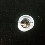 Suporte branco da lâmpada da alta qualidade da cor do pulverizador E27 (L-117)