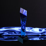 De hete Verkopende Goedkope Trofee van het Glas van het Kristal