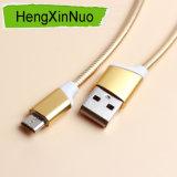 Предохранение от шланга металла для микро- кабеля данным по USB USB Cablecharger