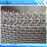 Engranzamento de fio do quadrado do aço inoxidável de 10 engranzamentos