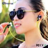 4.1スポーツのステレオの無線Bluetoothのハンズフリーの耳音楽Bluetoothのイヤホーン
