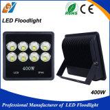 좁은 광속 각 높은 광도 좋은 품질 400W LED 플러드 빛